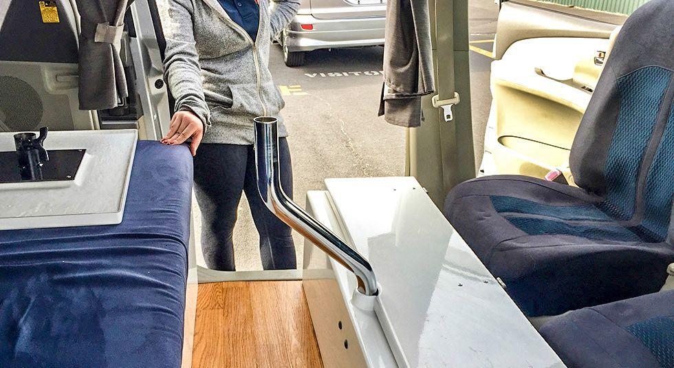 recorrer Nueva Zelanda en furgoneta