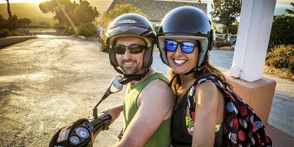 Alquilar coche o moto en Ibiza