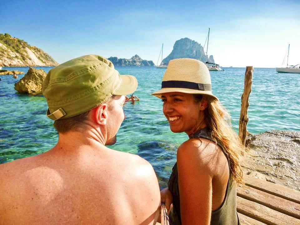 Qué hacer y ver en Ibiza - Enamorarte de Cala d´Hort