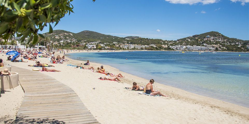 Dónde alojarse en Ibiza - Talamanca