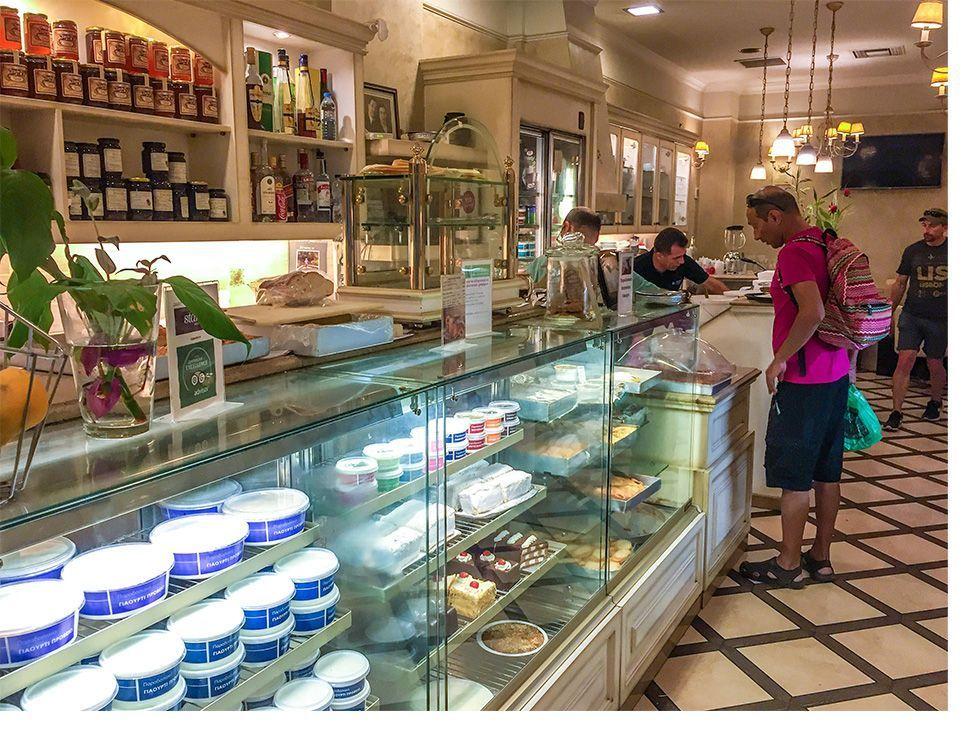 Donde comer en Atenas - Stani