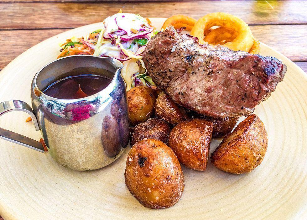 Dónde comer en Queenstown
