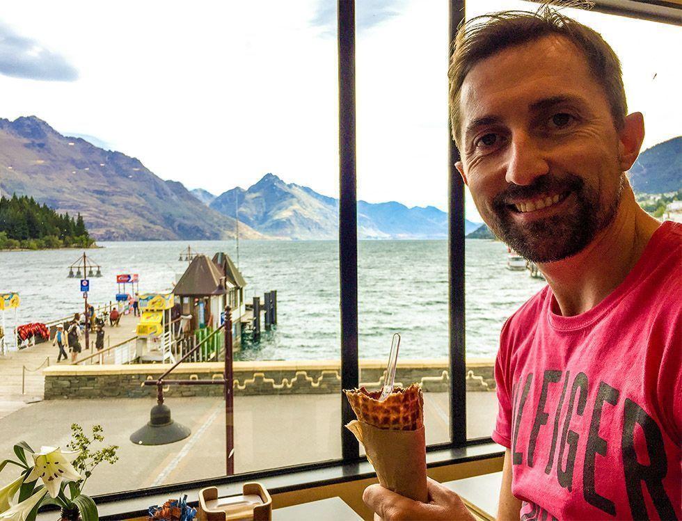 Mejores helados de Nueva Zelanda