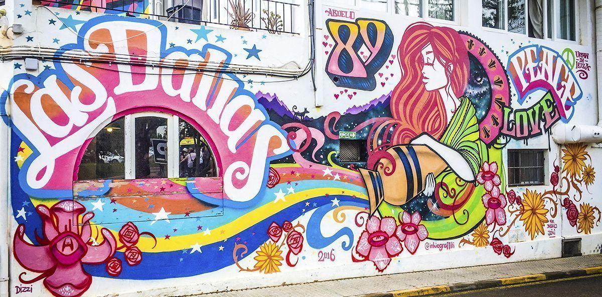 Qué hacer y ver en Ibiza - Mercadillo de las Dalias