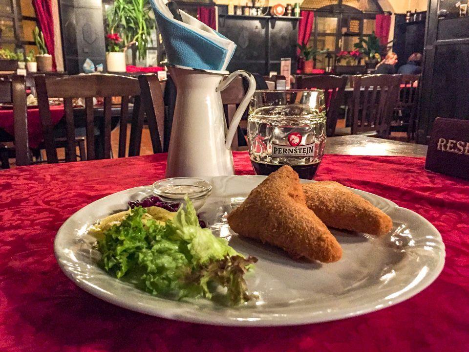 Donde cenar en Nochevieja en Praga