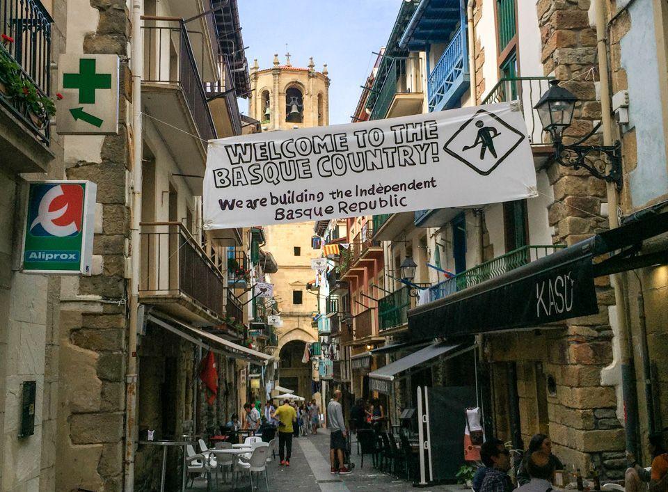 Pueblos que no te puedes perder de la costa Vasca - Getaria