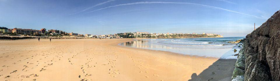 Qué ver y hacer en Suances - Playa de la Concha