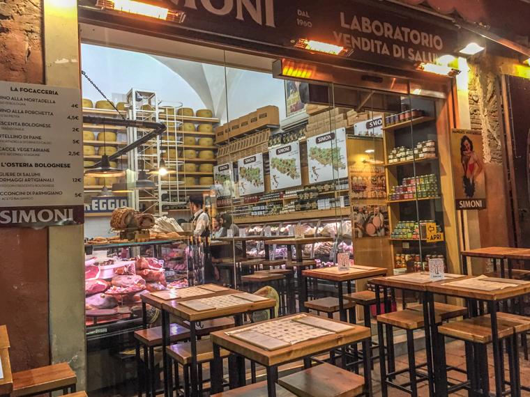 Dónde comer el mejor bocadillo de Mortadela de Bolonia
