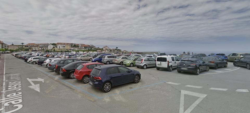 Dónde aparcar en Comillas